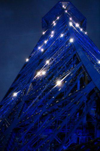 Zdjęcia: Paryż, Paryż, światełko do nieba, FRANCJA