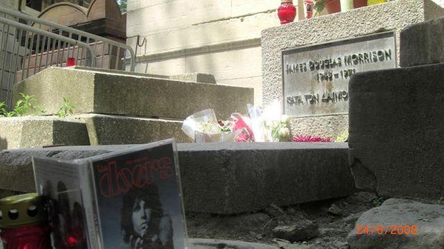 Zdjęcia: Paryż, pomnik Morissona, FRANCJA