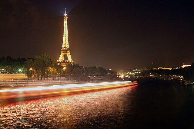 Zdjęcia: Paryż  Sekwana, 15 lipca, FRANCJA