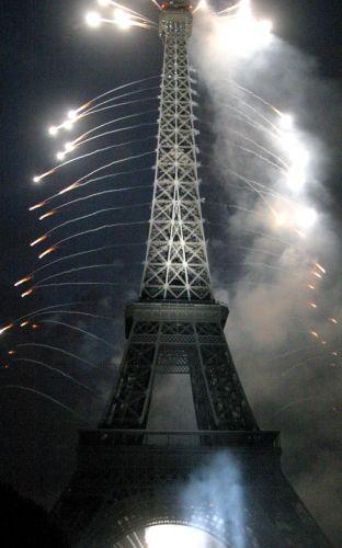 Zdj�cia: Pary� 15 lipca, Bia�y, FRANCJA