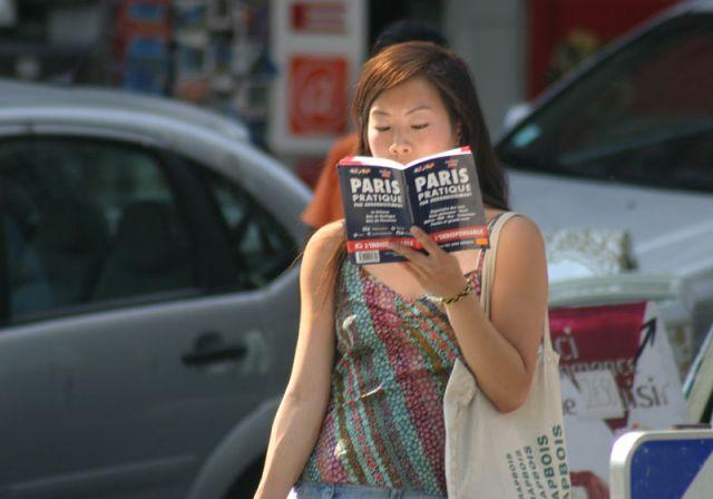 Zdjęcia: Paryż , W którą strone...., FRANCJA
