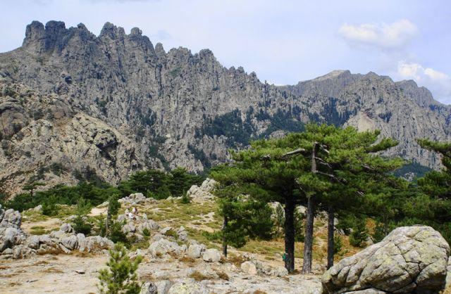 Zdjęcia: Aiguilles de Bavella, Korsyka, Igiełki, FRANCJA