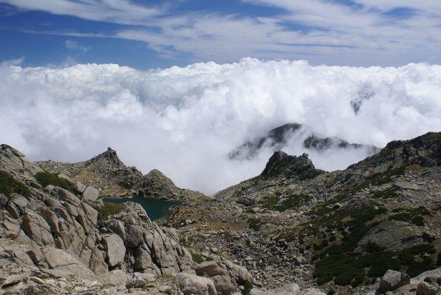 Zdjęcia: M Renosu, Korsyka, Pod Monte Renosu, FRANCJA