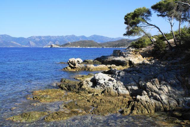 Zdj�cia: Agriates, Korsyka, Raj, FRANCJA
