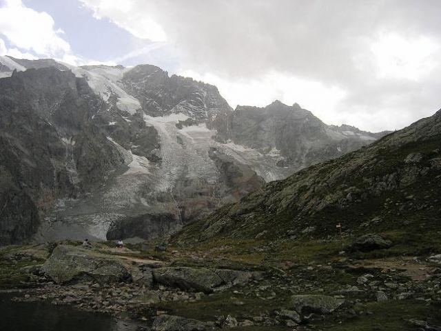 Zdjęcia: La Girose, Jeziorko Alpejskie 1, FRANCJA