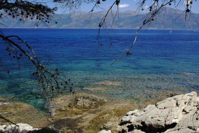Zdjęcia: Agriates, Korsyka, W drodze na Saleccie, FRANCJA