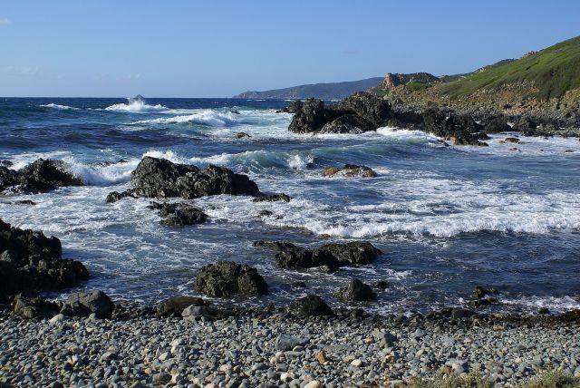 Zdjęcia: okolice Ajaccio, Korsyka, Wzburzenie, FRANCJA