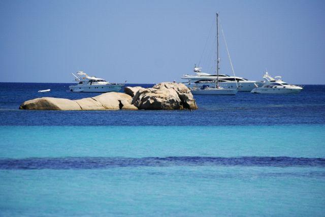 Zdjęcia: Santa Giulia, Korsyka, Karaiby?, FRANCJA