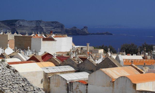 Zdjęcia: Bonifacio, Korsyka, Będzie z tego burza..., FRANCJA