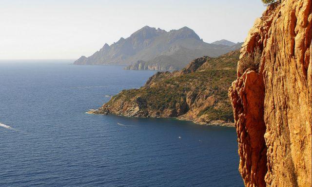 Zdjęcia: wybrzeże zachodnie, Korsyka, La Scandola, FRANCJA