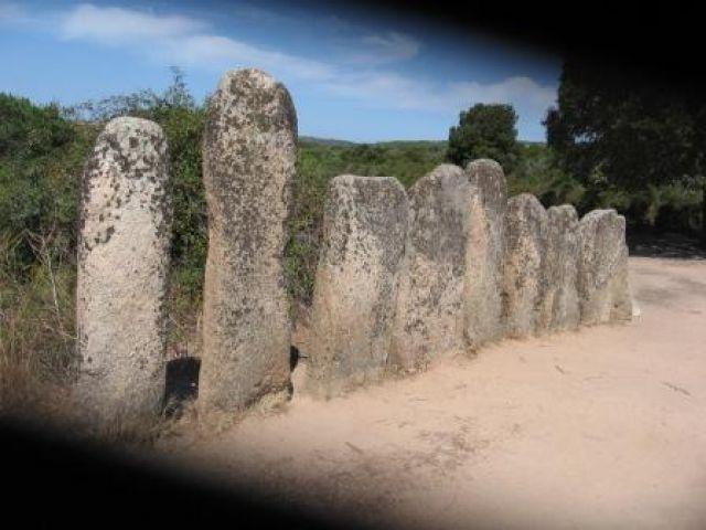 Zdjęcia: Bergerie, Korsyka, Menhiry, FRANCJA