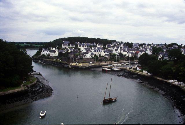 Zdjęcia: w drodze do Le Mt St Michel, -Normandia, St Malo, FRANCJA