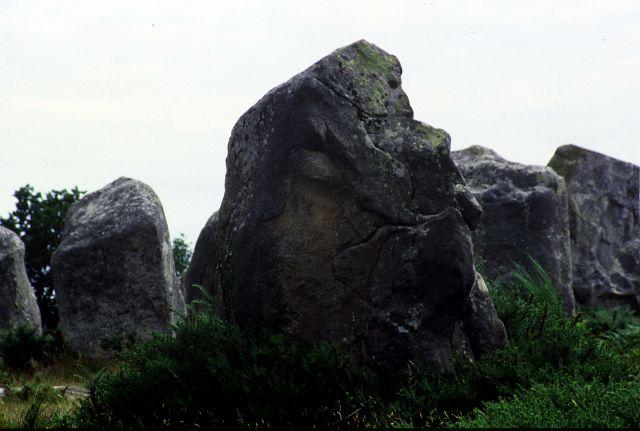 Zdjęcia: Carnac, Bretania, Twarze w Carnac, FRANCJA