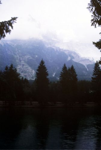 Zdjęcia: Chamonix, alpy, Chamonix, FRANCJA