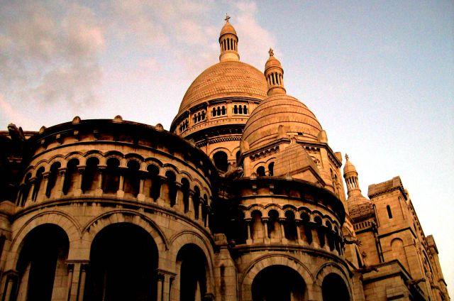 Zdjęcia: Paryż, Sacre Couer:), FRANCJA