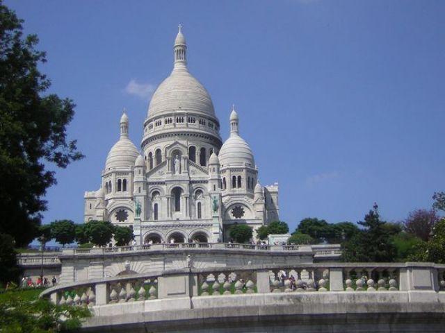 Zdjęcia: Paryż, płynąc Sekwaną..., FRANCJA