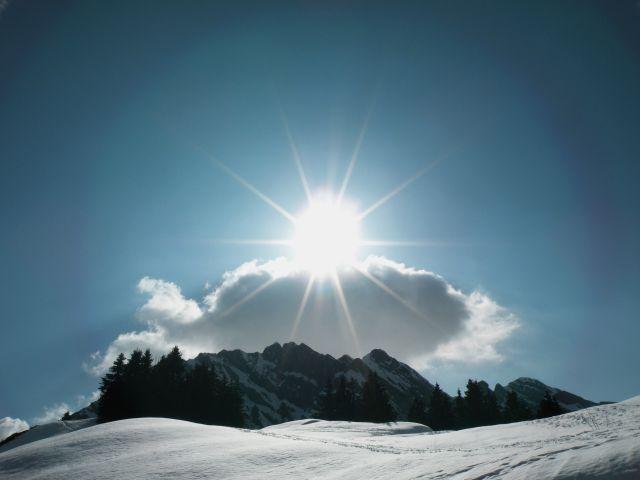 Zdjęcia: Okolice Col des Aravis, Haut Savoie, Moje wedrowanie, FRANCJA
