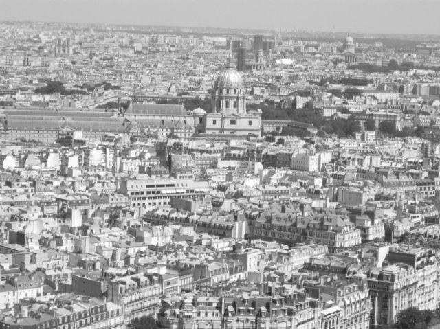 Zdjęcia: Paryż, panorama, FRANCJA
