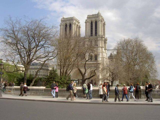 Zdjęcia: Paryż, a gdzie dzwonnik... ;), FRANCJA