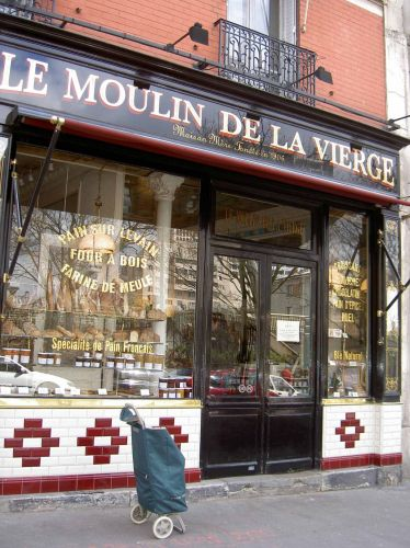 Zdj�cia: Pary�, sklepik po s�siedzku..., FRANCJA