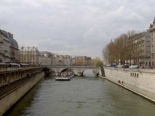Zdjęcia: Paryż, Sekwana, FRANCJA