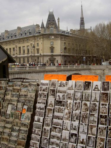 Zdjęcia: Paryż, sentymentalnie..., FRANCJA