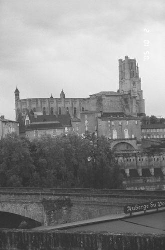 Zdjęcia: Francja, Albi - katedra, FRANCJA