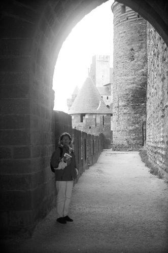 Zdjęcia: Francja, Carcassonne - spacerkiem wokół obwarowań, FRANCJA