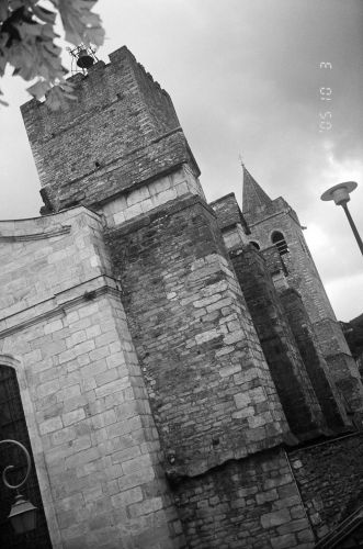 Zdjęcia: Francja, Minerve - fragment miasta, FRANCJA