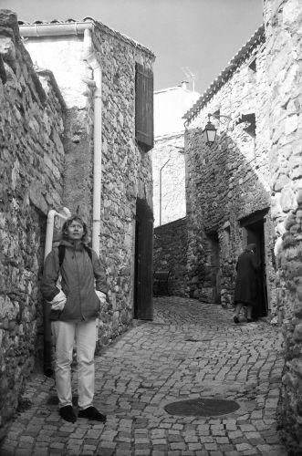 Zdjęcia: Francja, Minerve - spacer uliczką, FRANCJA