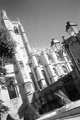 Zdjęcia: Południowa Francja, Narbonne - katedra (fragment), FRANCJA