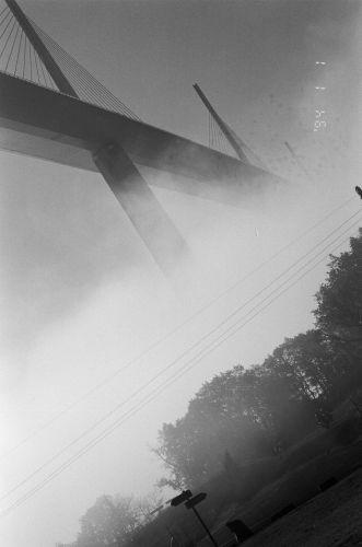 Zdjęcia: Południowa Francja, Millau - most nad rzeką Tarn, FRANCJA