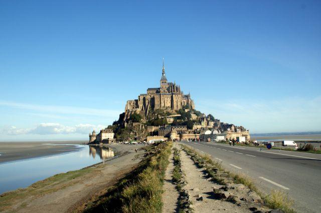 Zdjęcia: Normandia, Normandia, Mont Saint Michel, FRANCJA