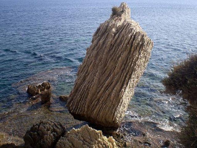 Zdjęcia: Bonifaccio, Korsyka, Formacje skalne, FRANCJA