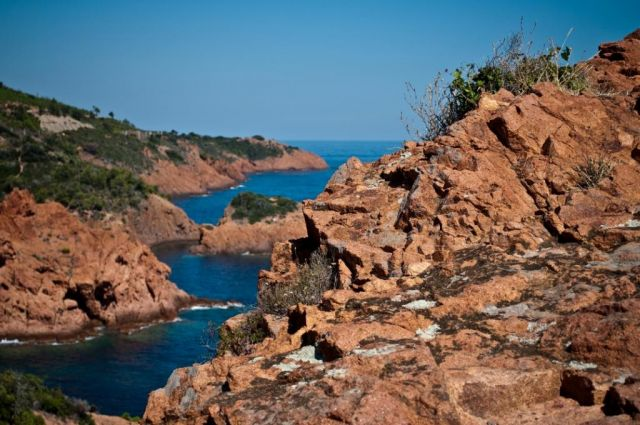 Zdjęcia: Lazurowe Wybrzeże, Lazurowe Wybrzeże, Gdzieś na wybrzeżu.., FRANCJA