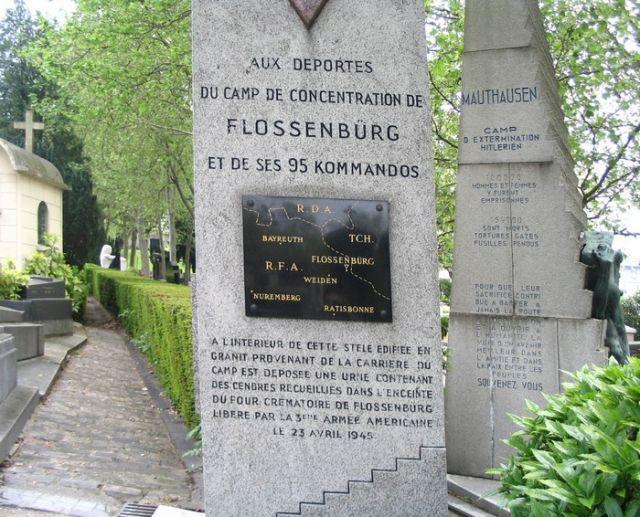 Zdjęcia: Paryż -  Cmentarz Pere - Lachaise, Cmentarz Pere-Lachaise, FRANCJA