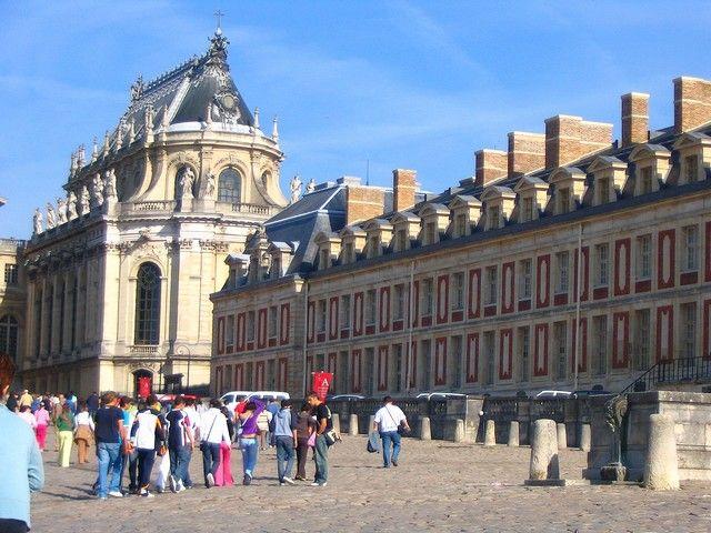Zdjęcia: Paryż, Wersal - pałac Króla Słońce Ludwika  XVI, FRANCJA