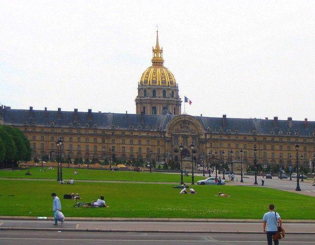Zdjęcia: Paryż, Pałac Inwalidów, FRANCJA