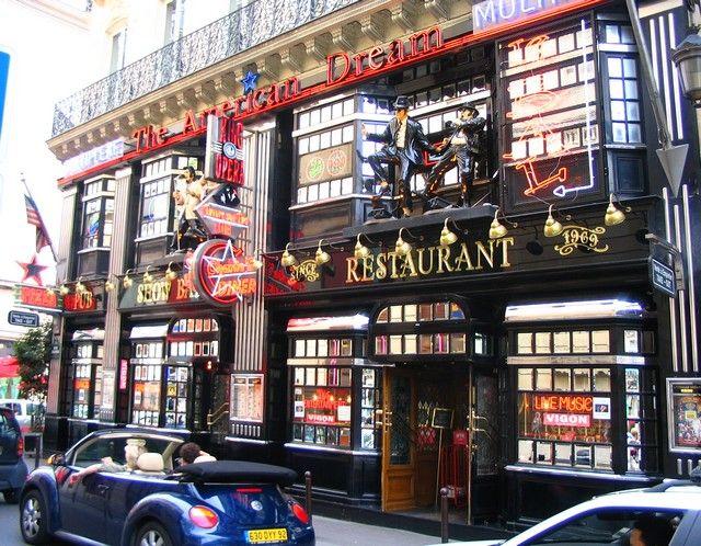 Zdjęcia: Paryż, Restauracje Paryża..., FRANCJA