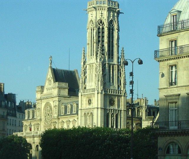 Zdjęcia: Paryż, Notre - Dame de Paris, FRANCJA