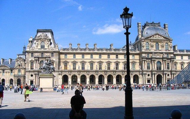Zdjęcia: Paryż, LUWR, FRANCJA