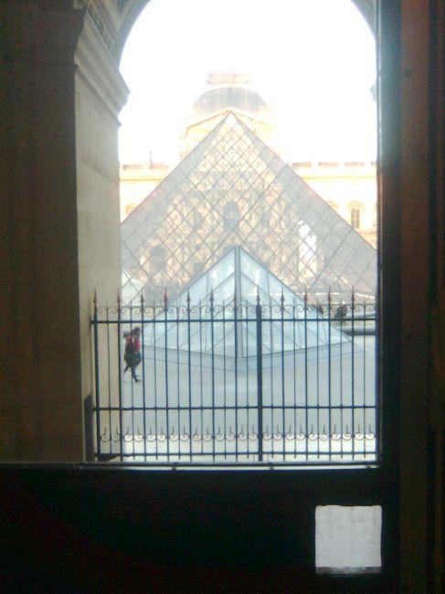 Zdjęcia: Paryż/ Luwr, Paryż, Paryż, FRANCJA