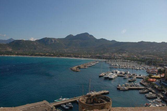 Zdjęcia: Calvi, Korsyka, Marina , FRANCJA