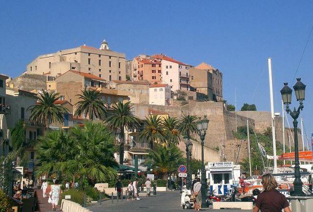 Zdjęcia:  Calvi, Korsyka, Calvi, FRANCJA