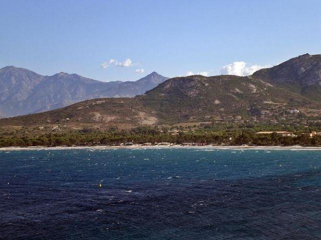Zdjęcia: Calvi, Korsyka, Widoczek, FRANCJA