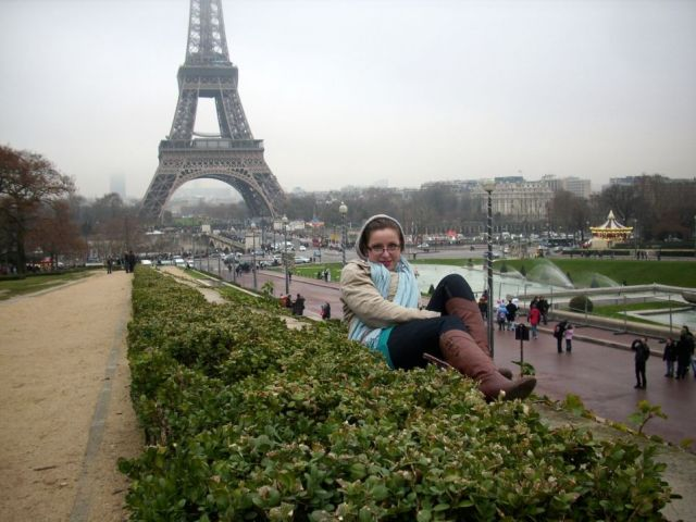 Zdjęcia: Paryż , Francja, Sylwester 09/10, FRANCJA