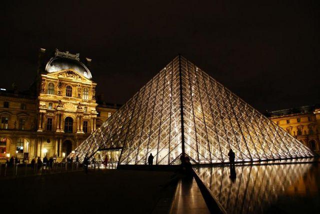 Zdjęcia: Paryż :):), Luwr, FRANCJA