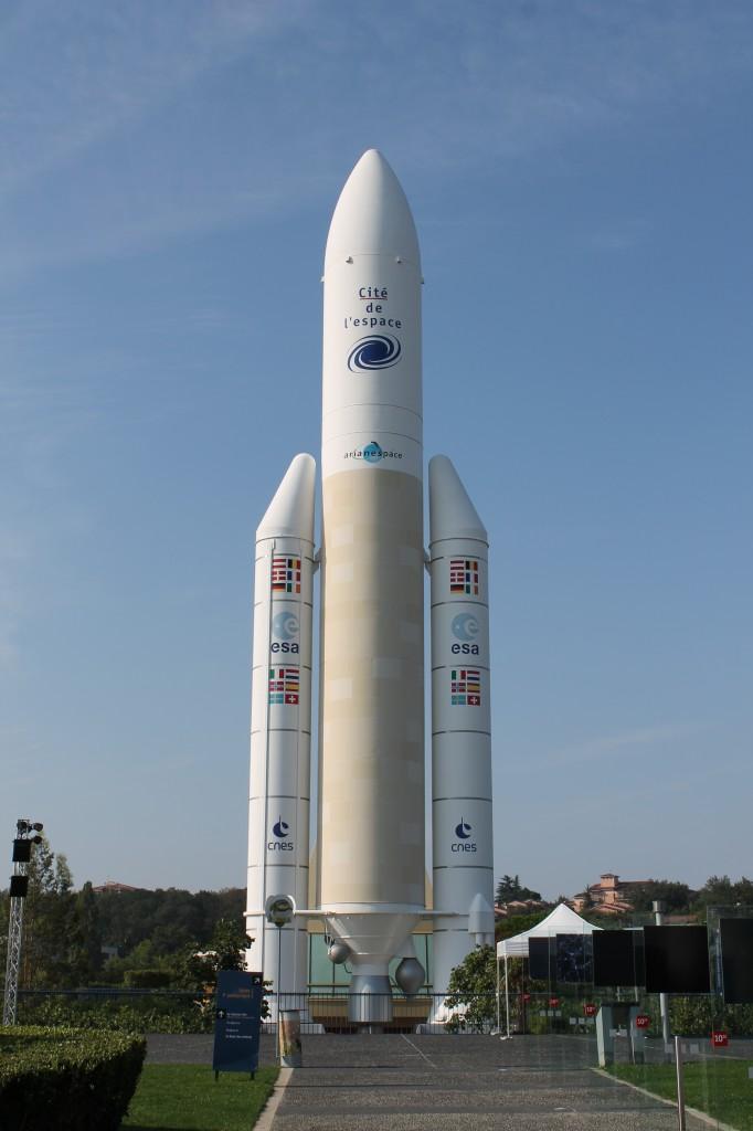 Zdjęcia: Francja - Tuluza, Francja - Tuluza, centrum badań kosmicznych, FRANCJA