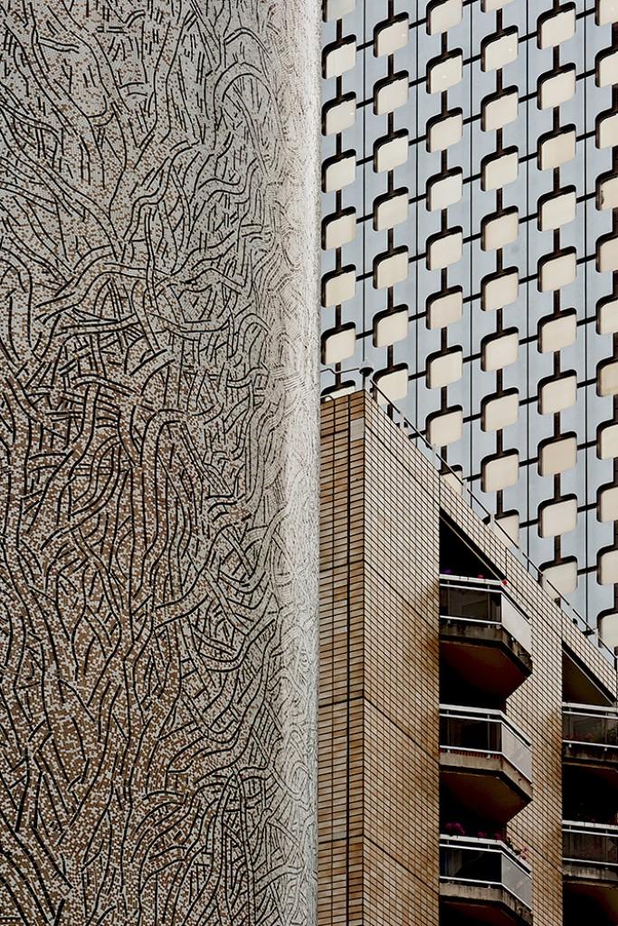 Zdjęcia: La Defense, Paryż, geometrycznie, FRANCJA