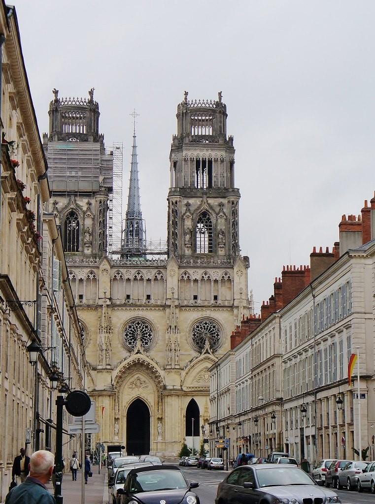 Zdjęcia: Orlean, Ile de France, Orlean, katedra, FRANCJA